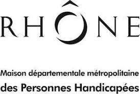 Logo de la MDMPH de la métropole de Lyon